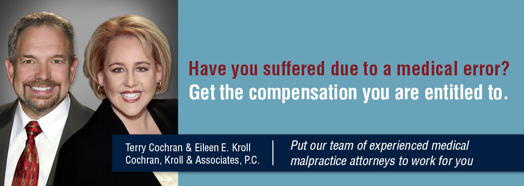Medical Malpractice Attorney Eileen Kroll: Have you suffered due to a medical error? Get the compensation your are entitled to.